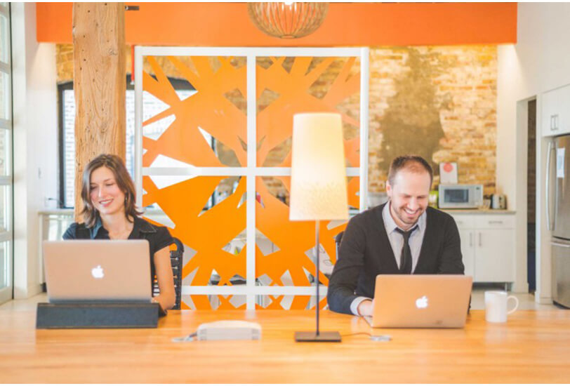 why coworking makes people happier and healthier