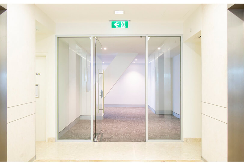 chifley 42nd floor plant room transformation